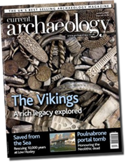 Current Archaeology magazine, January 2015 issue