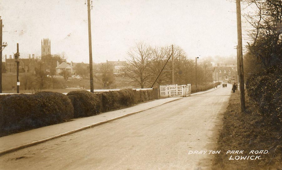Drayton Park Road, Lowick, Northants