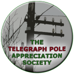 telegraph pole appreciation society logo