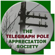 telegraph pole appreciation society logo