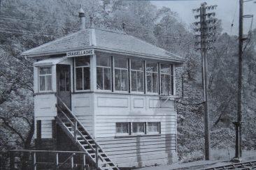 Craigellachie signal box