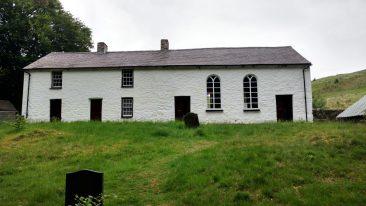 Soar-y-Mynydd remote chapel, Ceredigion